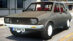 Renault 12 Toros для GTA 4