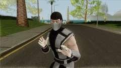 Mortal Kombat X Klassic Human Smoke Skin для GTA San Andreas
