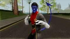 Marvel Nightcrawler Manifest Destiny для GTA San Andreas