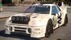 Ford RS200 Evolution Rallycross V.1.2 для GTA 4