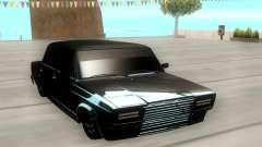 ВАЗ 2107 Низкий для GTA San Andreas