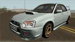 Subaru Impreza STI Sport для GTA San Andreas