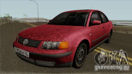 "Volkswagen Passat B5 1998 1.9 TDi ""Ласточка"" для GTA San Andreas"