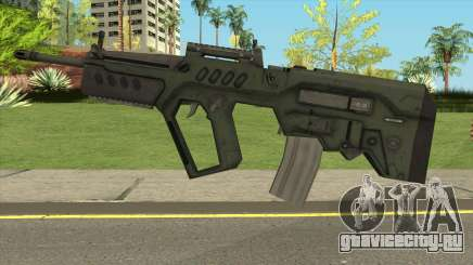 Tavor TAR-21 from Warface для GTA San Andreas