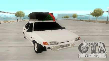 ВАЗ 2115 Похоронная для GTA San Andreas