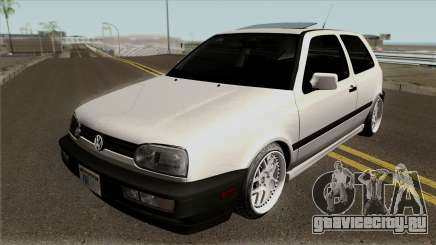 Volkswagen Golf MK3 USA для GTA San Andreas