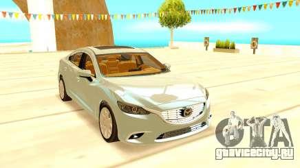 Mazda 6 Stock для GTA San Andreas