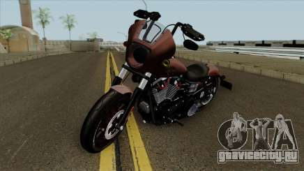 Harley-Davidson FXDLS Dyna Low Rider S 2016 Cls для GTA San Andreas