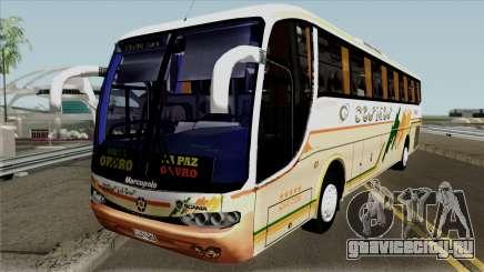 Marcopolo Viaggio 1050 Scania-Flota Cosmos для GTA San Andreas