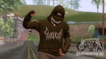 GTA 5 Online - Male Skin для GTA San Andreas