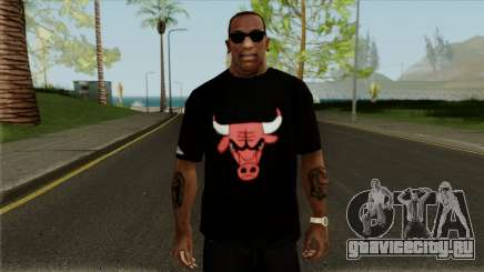 "Футболка ""Bulls"" для GTA San Andreas"