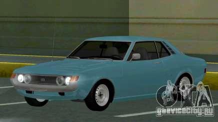 Тойота Селика ГТ акций 1974  для GTA San Andreas