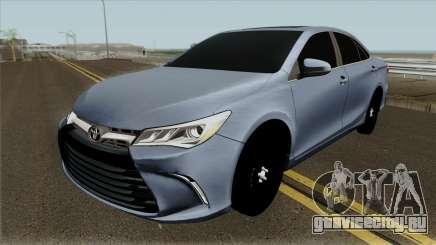 Toyota Camry 2016 Sedan для GTA San Andreas
