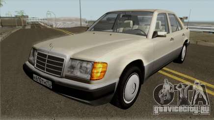 Mercedes-Benz W124 Sedan для GTA San Andreas