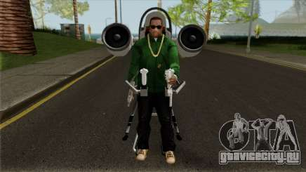 GTA V Mammoth Thruster для GTA San Andreas