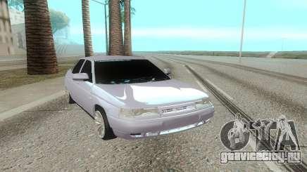 ВАЗ 2110 Стоковая для GTA San Andreas