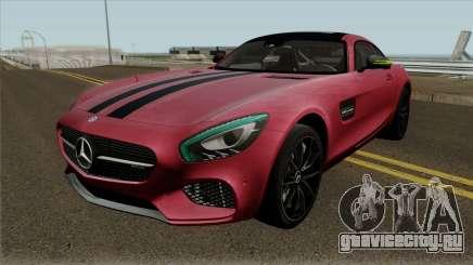 Mercedes-Benz AMG GT Coupe для GTA San Andreas