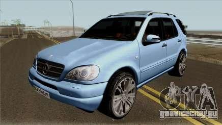 Mercedes-Benz ML55 для GTA San Andreas
