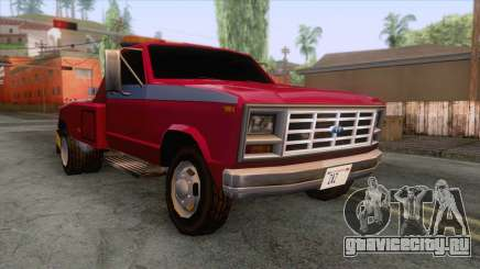 New Towtruck Vechile для GTA San Andreas