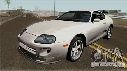 """Toyota Supra """"The Fast And The Furious"""" 1995 для GTA San Andreas"""
