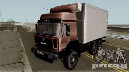 Урал-М Термобудка для GTA San Andreas