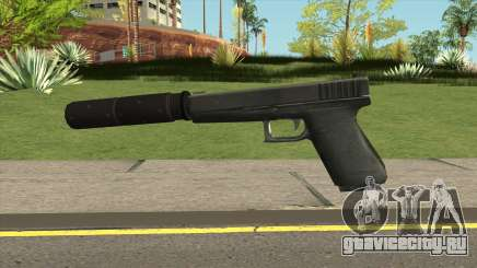 Silenced HD (With HQ Original Icon) для GTA San Andreas