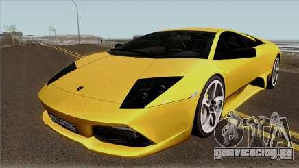 Lamborghini Murcielago LP640 Yellow для GTA San Andreas