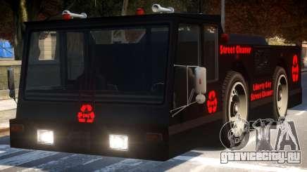 Liberty City Street Cleaner для GTA 4