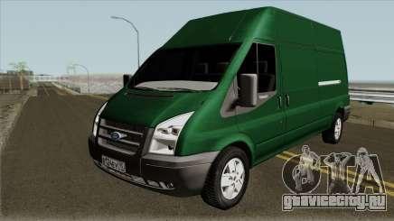 Ford Transit 2-Gen Freight для GTA San Andreas