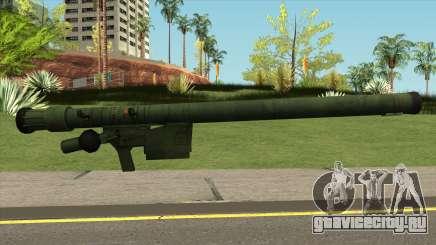 SA-16 from Warface для GTA San Andreas