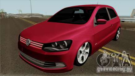 Volkswagen Gol Trend для GTA San Andreas