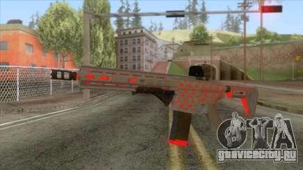 New M4 Assault Rifle для GTA San Andreas