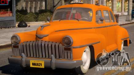 Desoto Suburban Taxi для GTA 4