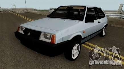 ВАЗ 2108 Самара Короткокрылая для GTA San Andreas