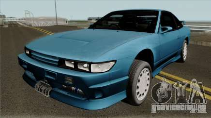 Nissan Sil80 Coupe для GTA San Andreas