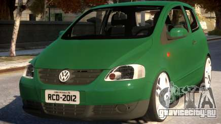 Volkswagen Fox 1.0 2008 для GTA 4