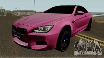 BMW M6 F13 Akrapovic для GTA San Andreas