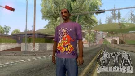 New T-Shirt 1 для GTA San Andreas