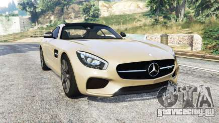 Mercedes-AMG GT (C190) 2016 v2.2 [replace] для GTA 5