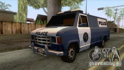 Pony Police SA Style для GTA San Andreas