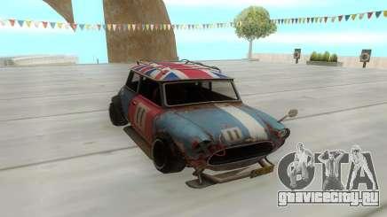Mini Minor для GTA San Andreas
