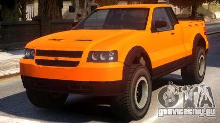 Vapid Contender T-Rex SDT для GTA 4