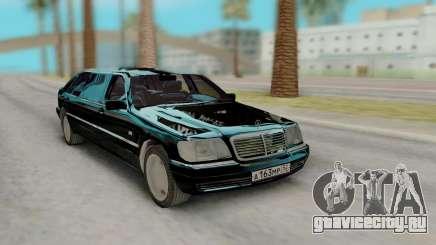 Mercedes-Benz S600 PullMen для GTA San Andreas
