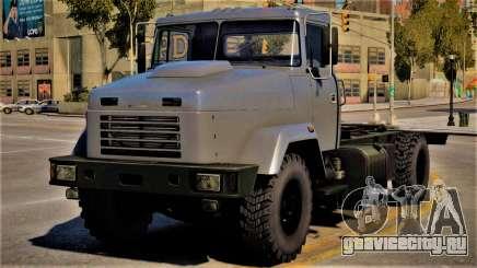 KraZ 5133 для GTA 4