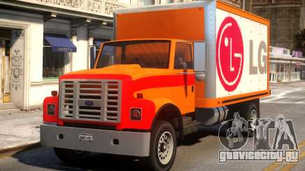 GTA IV LKW Mod Yankee для GTA 4