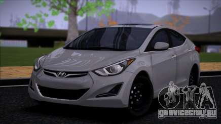 Hyundai Elantra Stock для GTA San Andreas