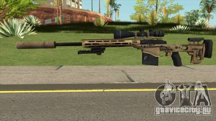 Remington MSR для GTA San Andreas