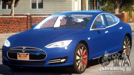 Tesla Model S V1.1 для GTA 4