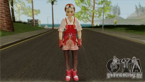 Marie Rose Extra Costume 02 Tita Russell для GTA San Andreas