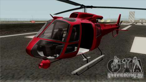 Buckingham Maverick GTA V для GTA San Andreas